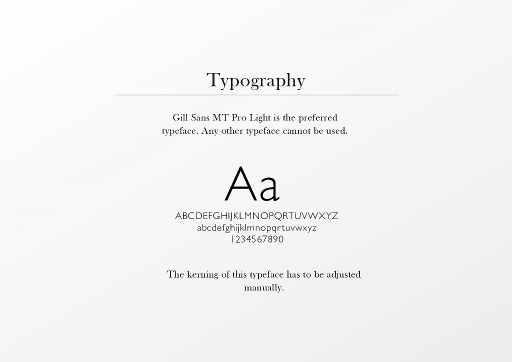 Veins Typography