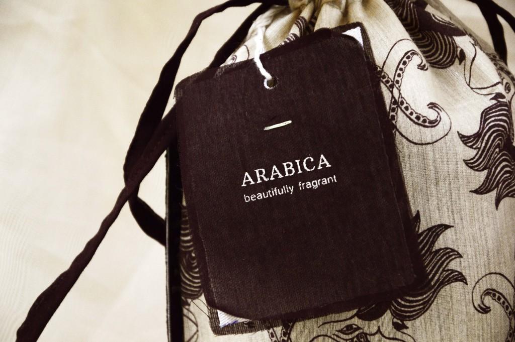 Arabica Tag