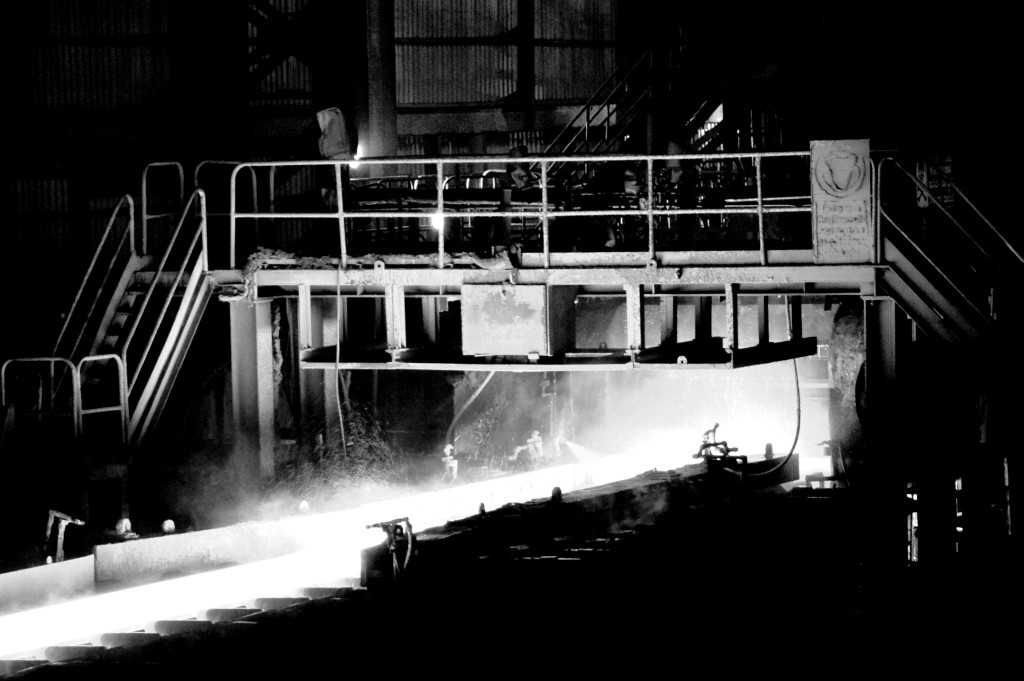 JSW Steel Factory