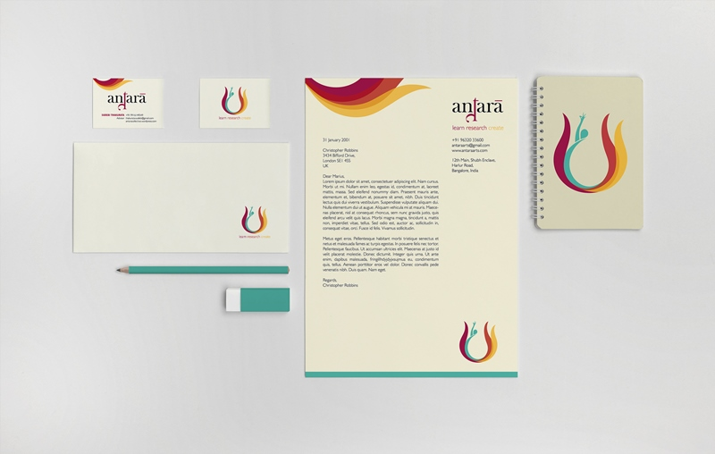 Antara Communication Materials