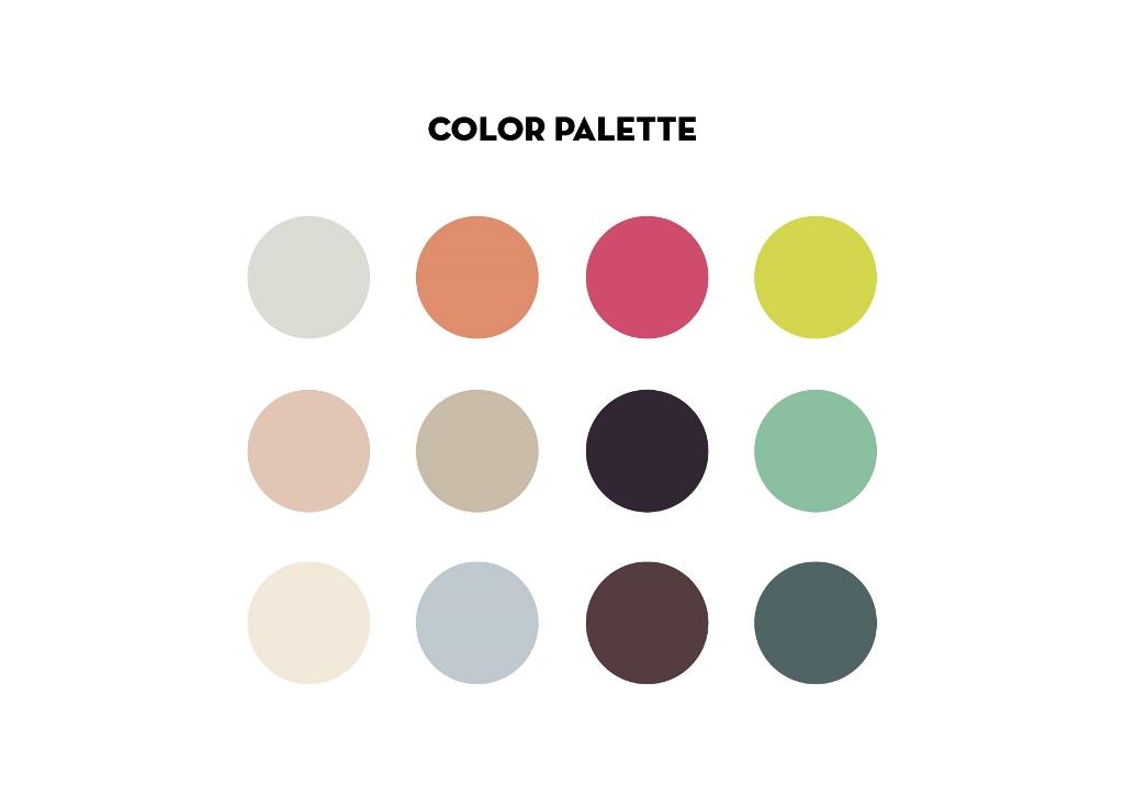GRAMIN color palette