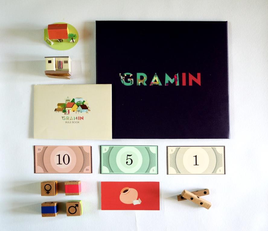GRAMIN components 1