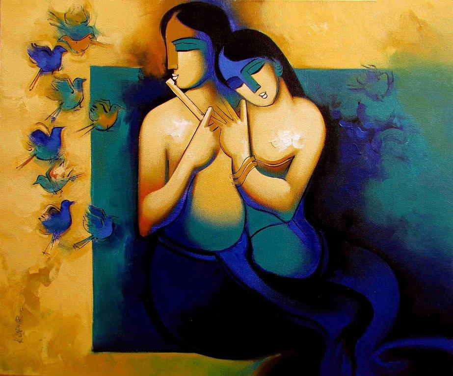 Painting by Arvind Kolapkar