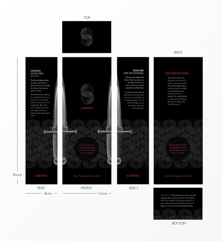 Package Design Template | 1