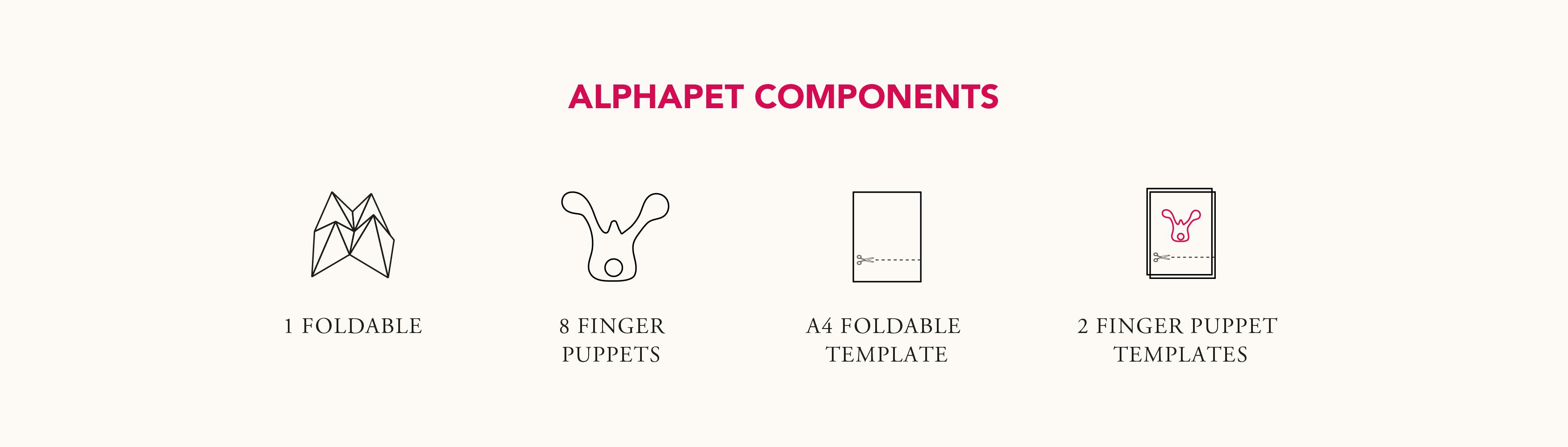 AlphaPET Components