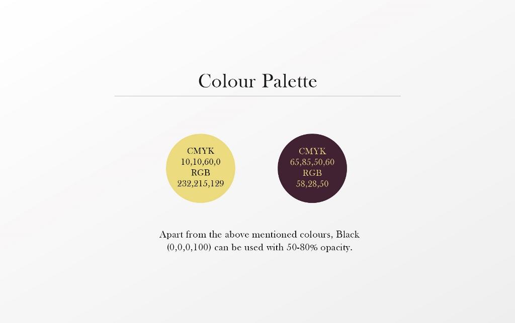 Veins Colour Palette