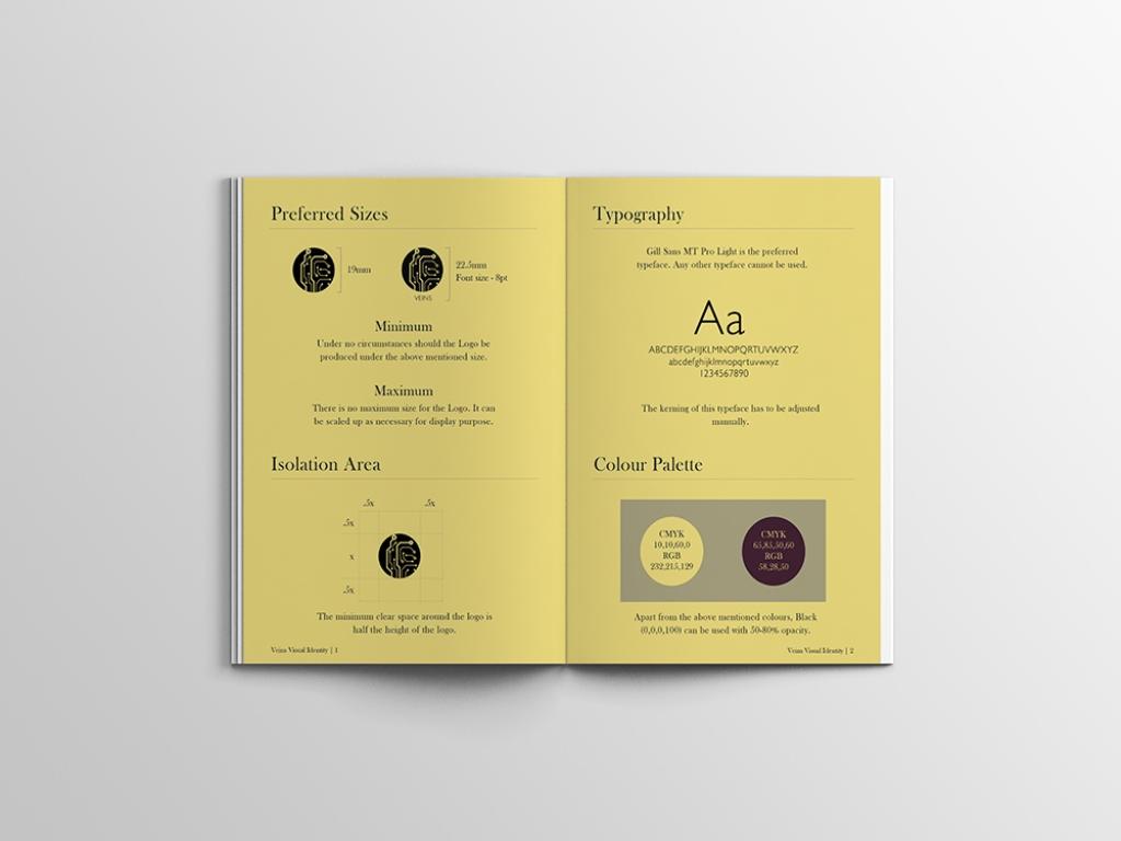 Veins Branding Manual
