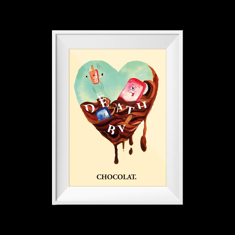 Death by Chocolat.