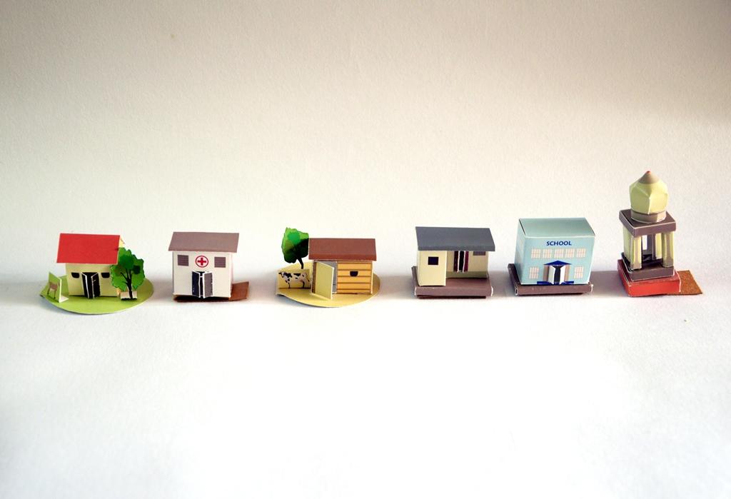 GRAMIN buildings