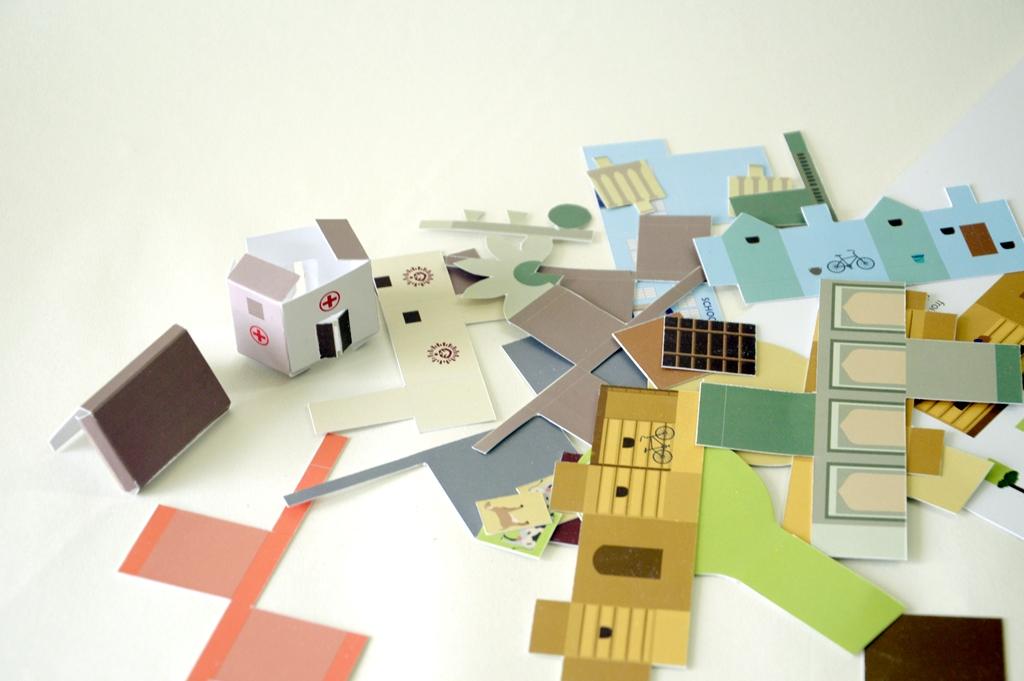 GRAMIN buildings template